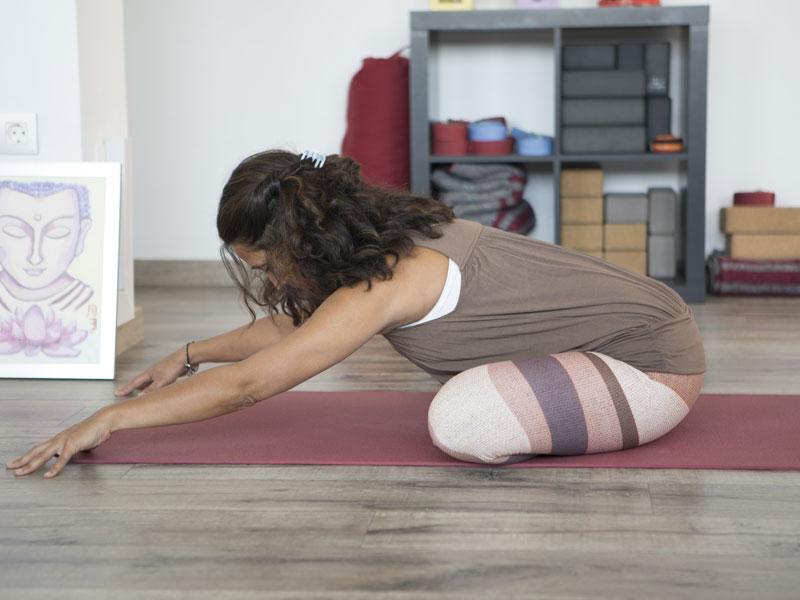 Foward Bend Yoga Sevilla La Rinconada