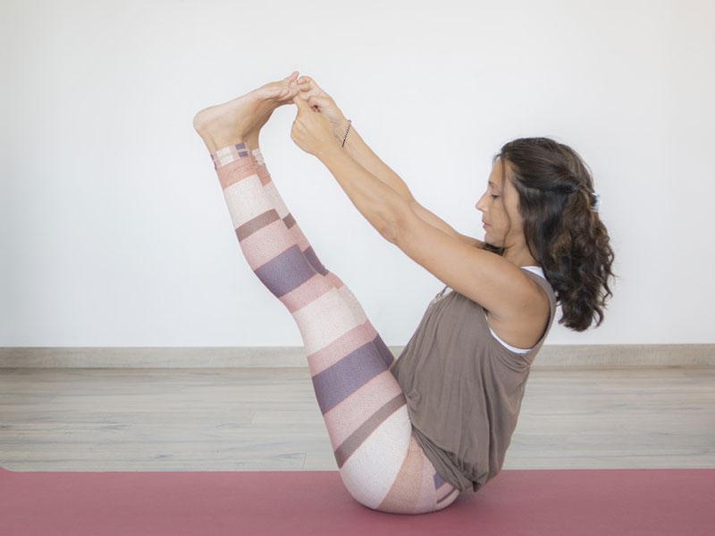 Navasana Yoga La Rinconada